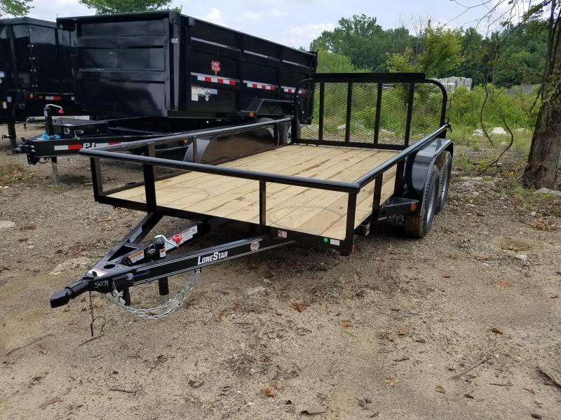 ***PRICE REDUCTION***2019 East Texas 83X12 TA Utility Trailer
