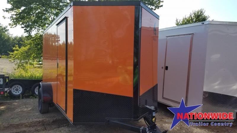 ***PRICE REDUCTION***2019 Spartan 6X12 SA Enclosed Cargo Trailer
