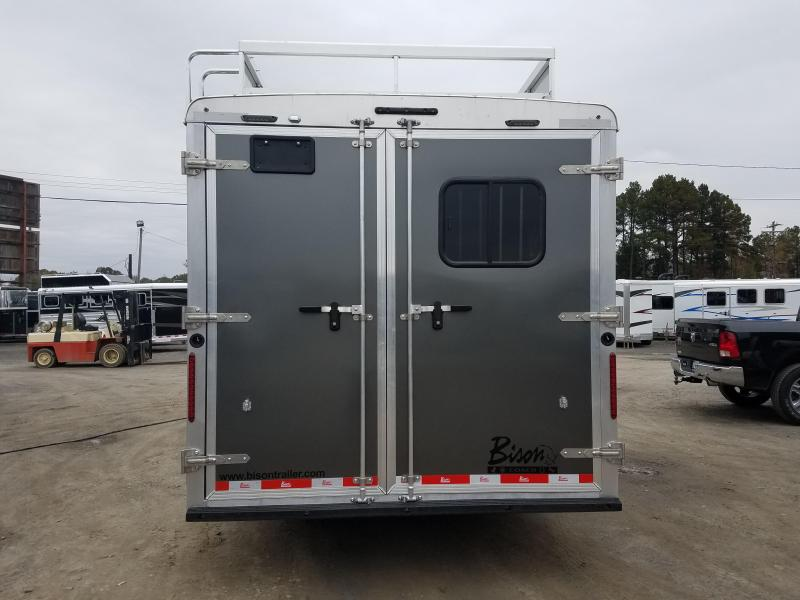 ***NEW YEAR CLEARANCE**2019 Bison 8317 LAREDO Horse Trailer with Living Quarters