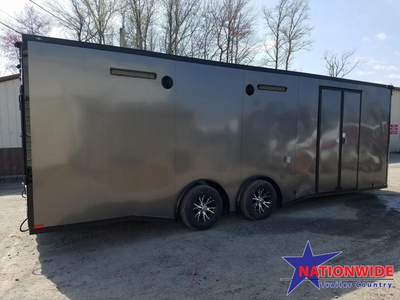 Trailer Country Cabot Ar >> 2019 Spartan 8 5x24 Car Racing Trailer