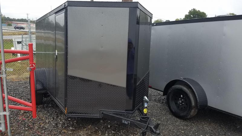 2020 Spartan 5X10 SA Enclosed Cargo Trailer
