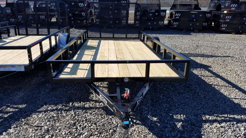 ***PRICE REDUCTION***2020 X-On 77X14 SA Utility Trailer