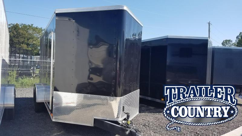 2019 Spartan 7X16 XXL Enclosed Cargo Trailer
