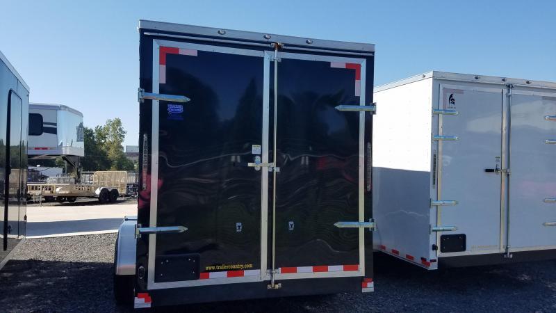 2019 Spartan 7X16 XXL Enclosed Cargo Trailer