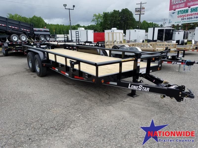 2020 X-On 83X20 TA Equipment Trailer