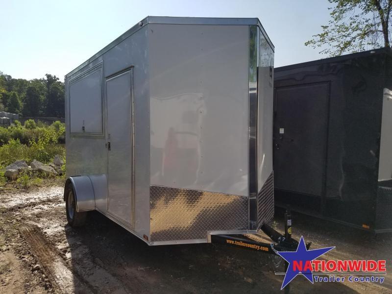 2019 Spartan 6X12 SA Vending / Concession Trailer