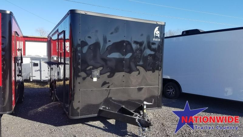 2020 Spartan Cargo 8.5X20 TA Vending / Concession Trailer