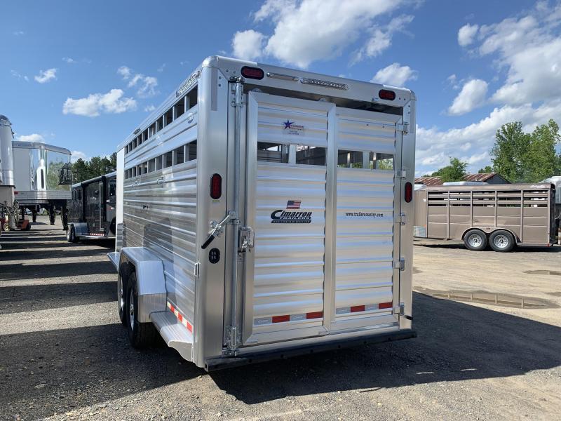 ***PRICE REDUCTION***2020 Cimarron Trailers LONESTAR 20FT Livestock Trailer