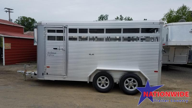 2020 Sundowner Trailers STOCKMAN EXPRESS Livestock Trailer