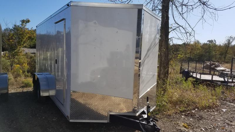 ***PRICE REDUCTION***2020 Spartan 7X16 TA Enclosed Cargo Trailer