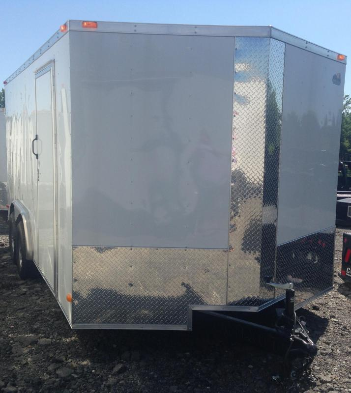 Cargo Enclosed Trailers Trailer Country Arkansas Trailer