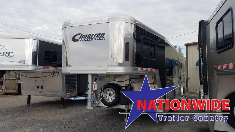 2020 Cimarron Trailers 4 Horse Trailer