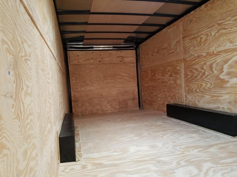 ***CLEARANCE***2018 Spartan 8.5X24 Enclosed Cargo Trailer