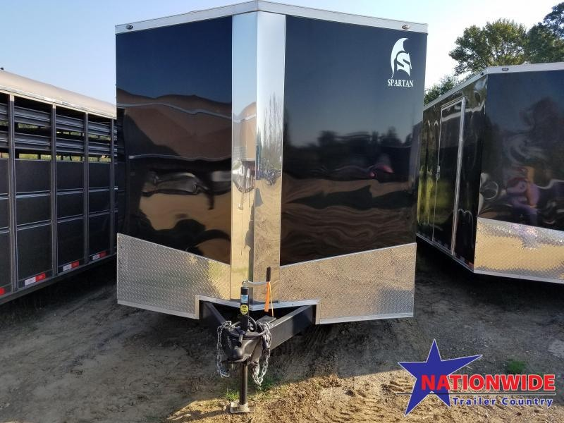 ***CLEARANCE***2018 Spartan 8.5X24 Enclosed Cargo Trailer
