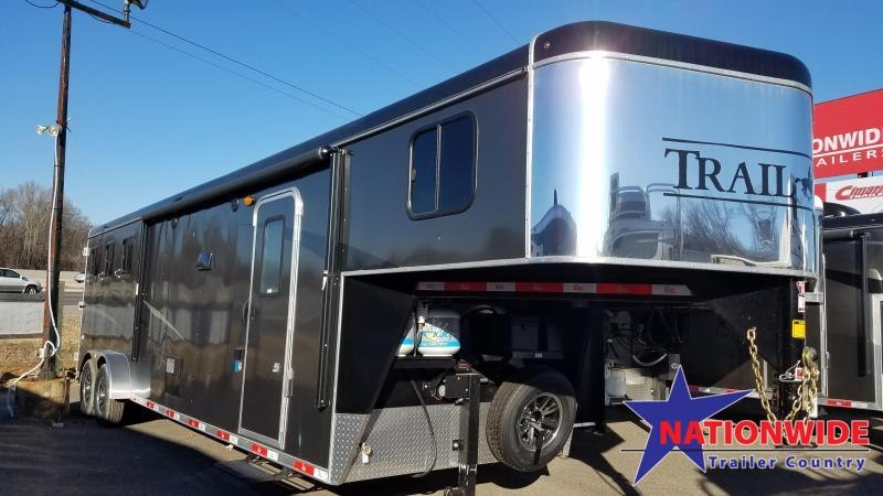 2020 Bison 7311 TRAIL HAND HORSE TRAILER WITH LIVING QUARTERS
