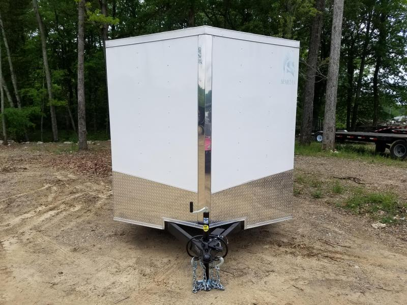 2019 Spartan 7X14 TA Enclosed Cargo Trailer