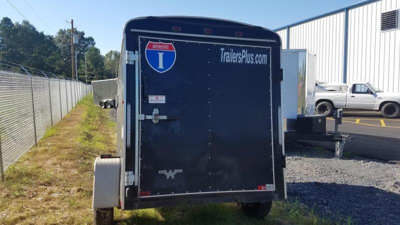 2018 Interstate 5X8 Enclosed Cargo Trailer