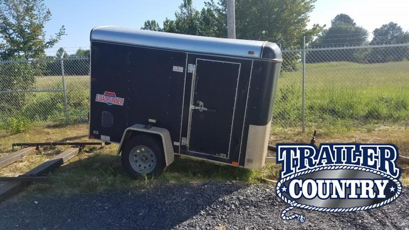 2018 Interstate 5X8 Enclosed Cargo Trailer