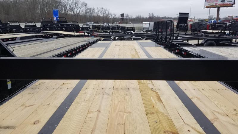 2020 PJ Trailers 102X32 LOW-PRO Flatbed Trailer
