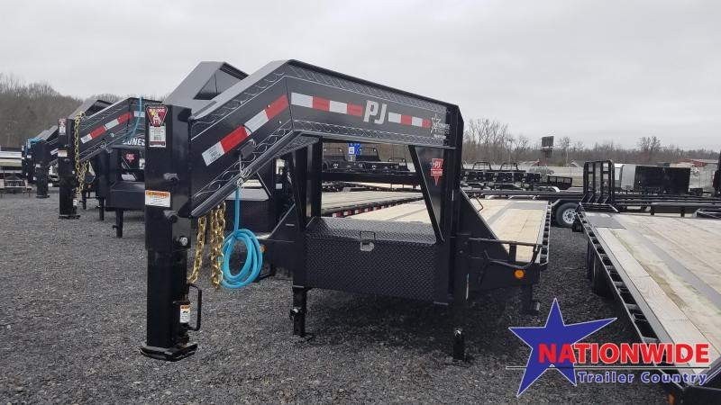 2020 PJ Trailers 102X32 LOW-PRO Flatbed Trailer