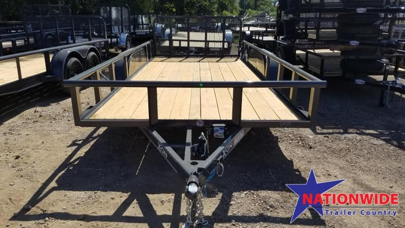 ***PRICE REDUCTION***2019 X-On 83X16 TA Utility Trailer