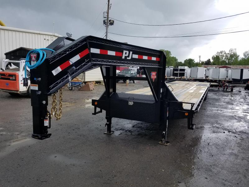 2020 PJ Trailers 40FT Flatbed Trailer