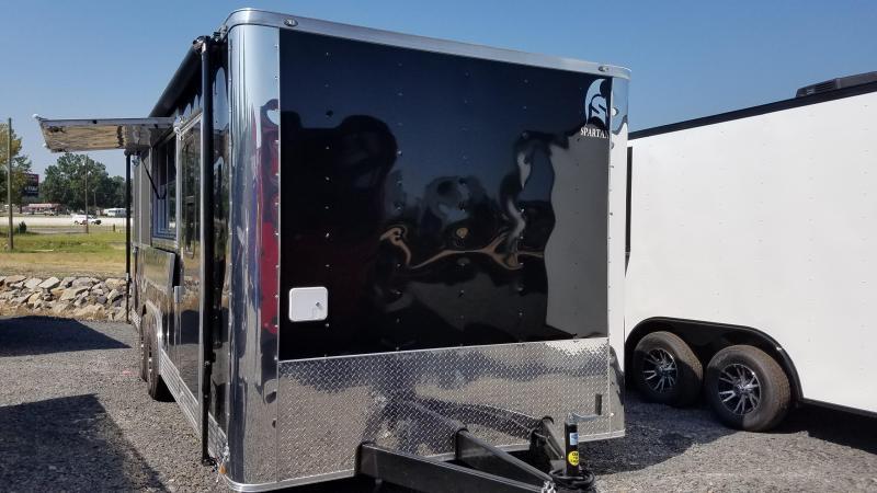2020 Spartan 8.5X22 Vending / Concession Trailer