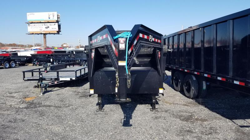 2020 PJ Trailers 83X16 HD LOW-PRO Dump Trailer