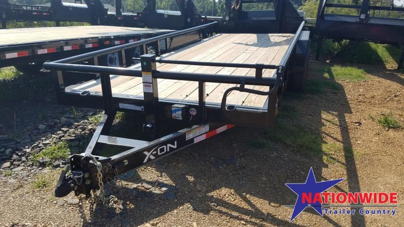 2020 X-On 83X20 TA Equipment Trailer