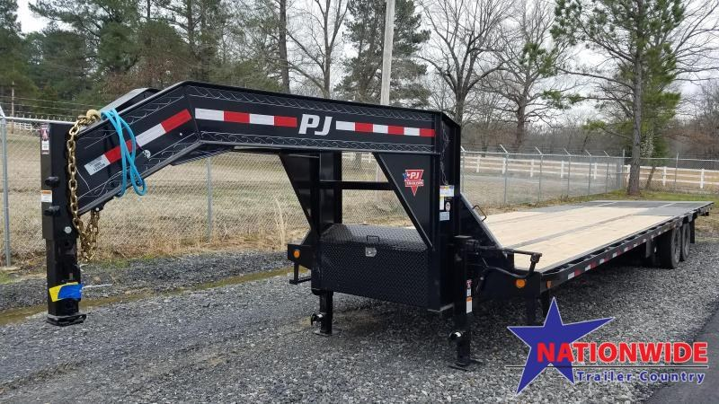 2020 PJ Trailers 102X36 LOW-PRO Flatbed Trailer