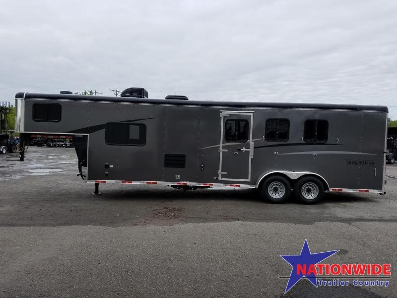 2020 Bison 7311TH Horse Trailer with Living Quarters