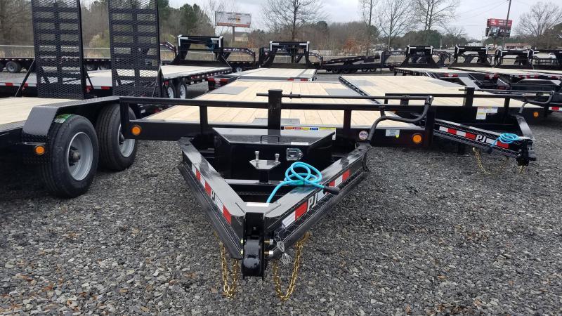 2020 PJ Trailers 96X22 DECKOVER TILT Car / Racing Trailer