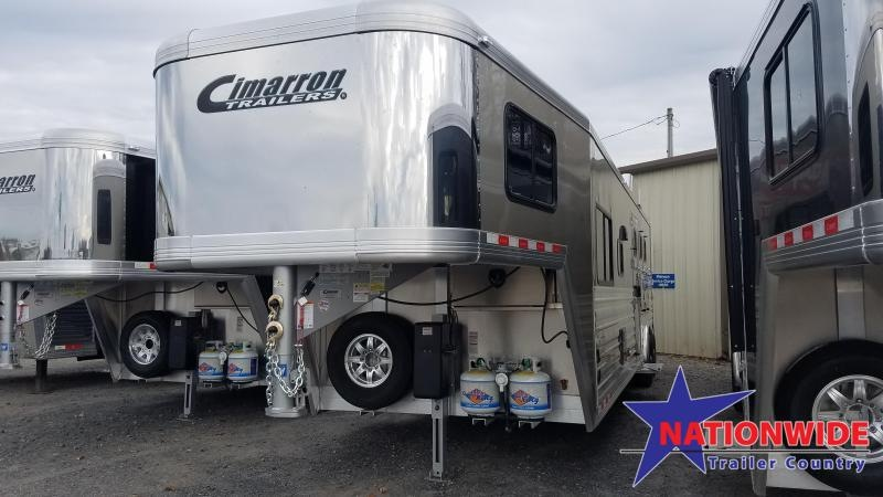 Trailer Country Cabot Ar >> 2020 Cimarron Trailers 3 Horse Trailer Horse Trailers For