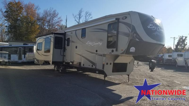 2012 Heartland Other ** NEW  CLEARANCE ***BIG COUNTRY Fifth Wheel Campers RV