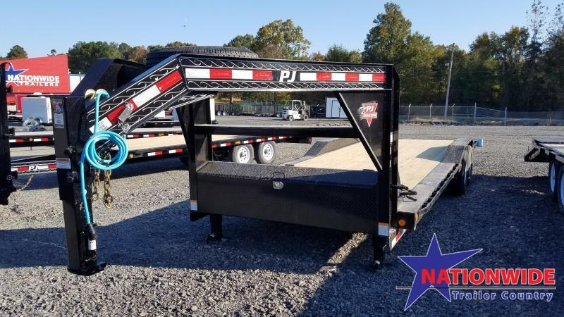 2020 PJ Trailers 102X24 Car / Racing Trailer