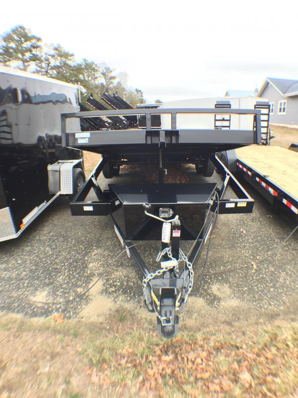 2020 Quality Steel and Aluminum 8320 10k Equipment Trailer