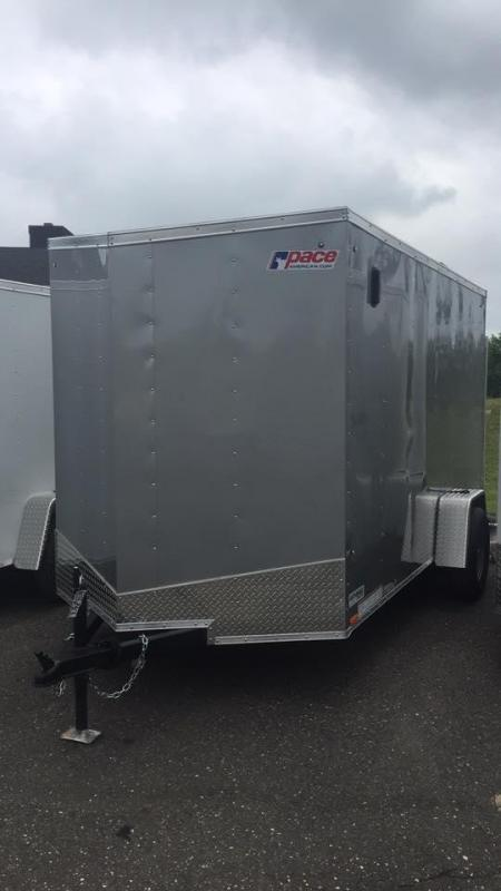 2021 Pace American Outback Cargo Deluxe Cargo / Enclosed Trailer