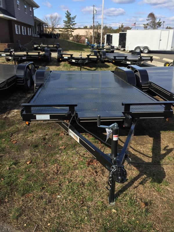 2020 P and T Trailers 82x18ssch Car / Racing Trailer