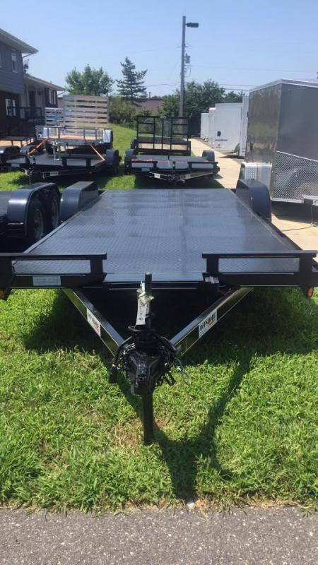 2020 P and T Trailers 82x20ssch Car / Racing Trailer