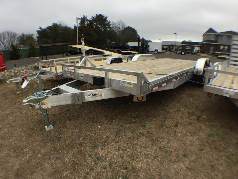 2020 Quality Steel and Aluminum 20 car hauler Car / Racing Trailer