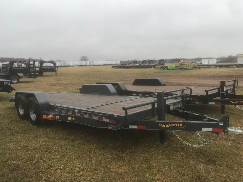 2020 Doolittle Trailer Mfg GT822014K TILT Equipment Trailer