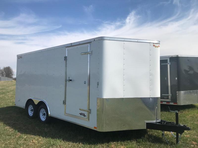 2019 Doolittle Trailer Mfg BL8.5X167K Enclosed Cargo Trailer
