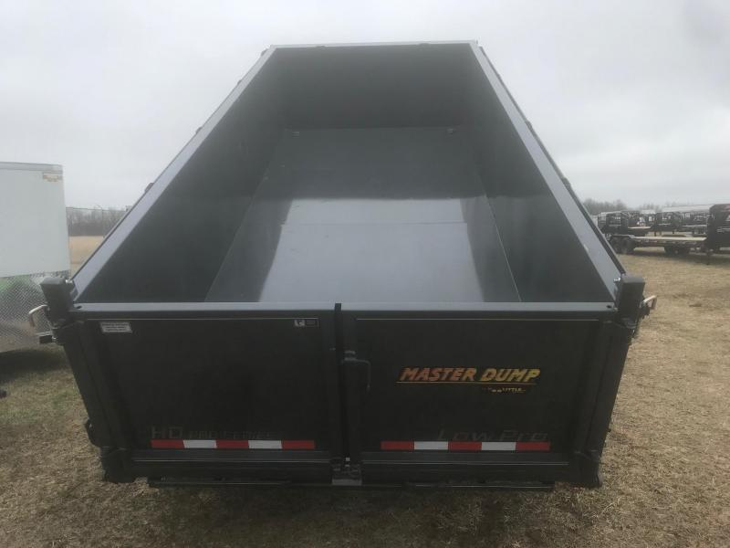 2020 Doolittle Trailer Mfg MD831616K DUMP Dump Trailer