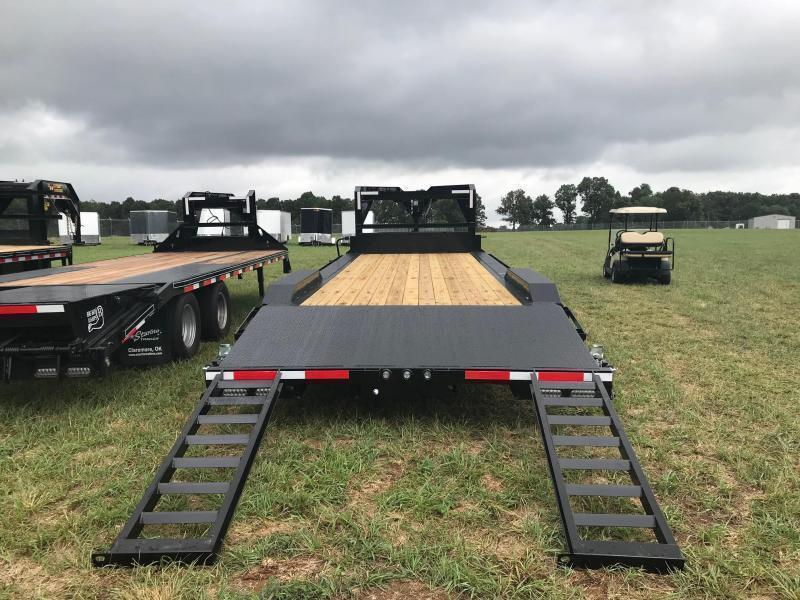 2020 Starlite Trailers 102-24101GN-DOF Equipment Trailer