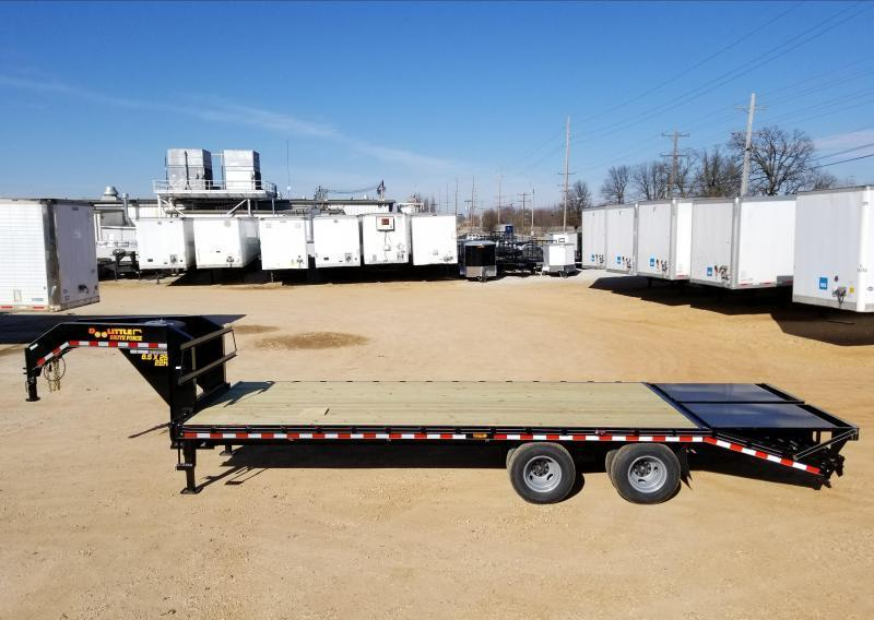 2020 Doolittle Trailer Mfg BF1022522K DECOVER Equipment Trailer
