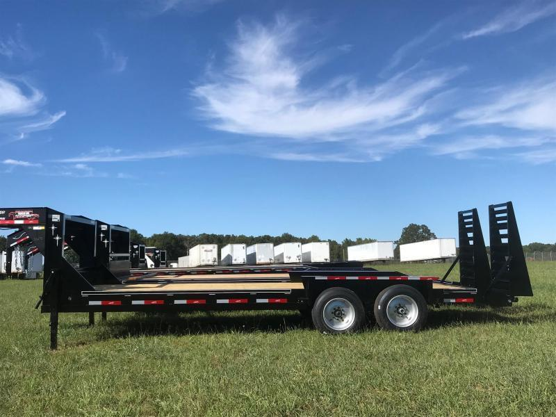 2020 Starlite Trailers 82-228CRDV-GN Equipment Trailer