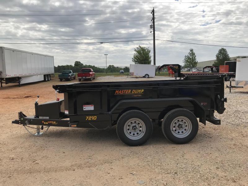 2020 Doolittle Trailer Mfg MG72107K Dump Trailer