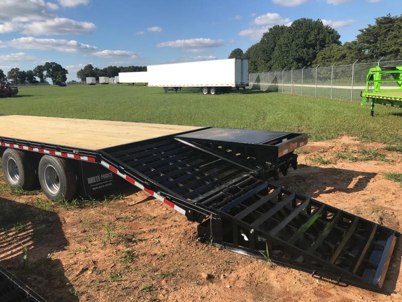 2020 Doolittle Trailer Mfg BF1023022K DECKOVER Equipment Trailer