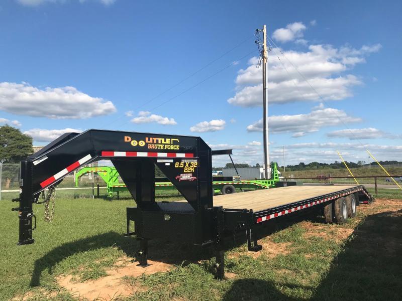 2020 Doolittle Trailer Mfg BF1023222K DECKOVER Equipment Trailer