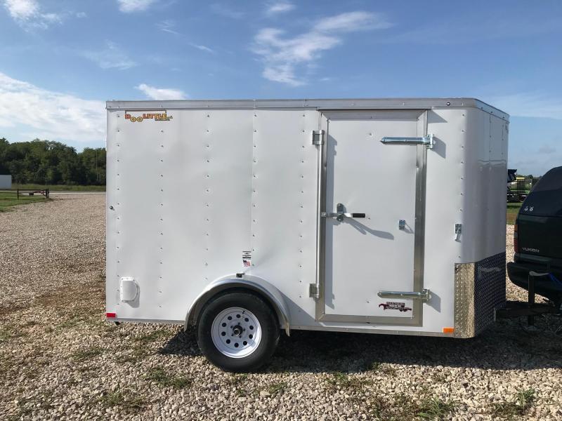2020 Doolittle Trailer Mfg BL5X8S Enclosed Cargo Trailer